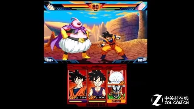 《龙珠Z:超究极武斗传》角色战斗视频赏