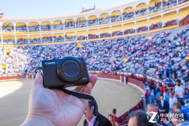 遇见欧式的美 带上佳能G7 X行摄西班牙