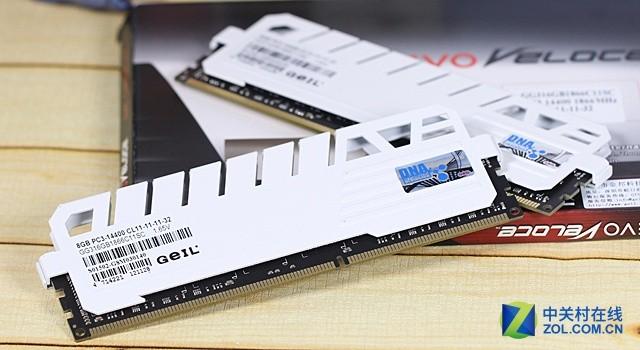 金邦EVO Veloce 16G D3 1866套装评测