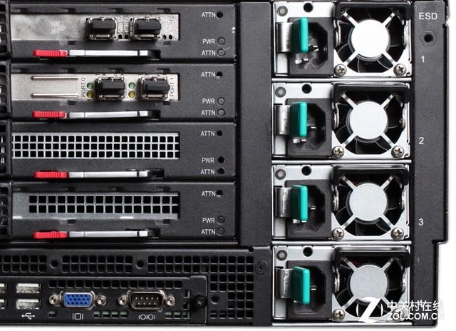 高性能平台 实测中兴r8500 g3服务器