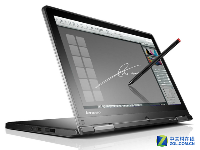 经典三键回归 ThinkPad S Yoga再升级