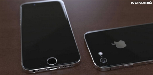 iPhone 7惊艳渲染图 怎么看都像iPhone 4s