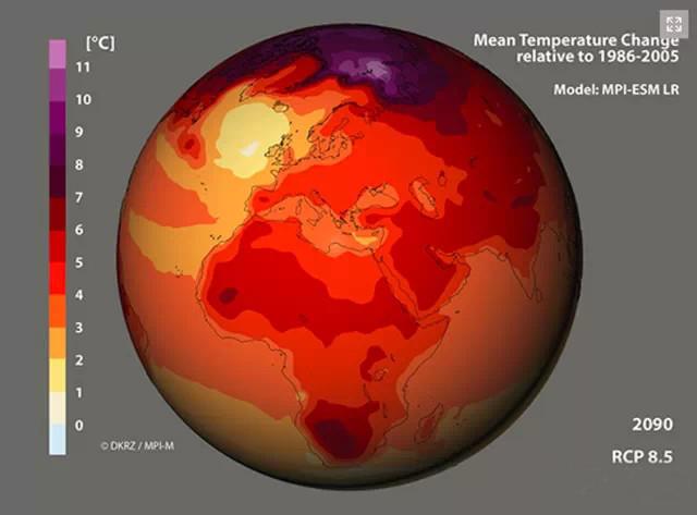 IBM大数据让全球最大气候数据档案