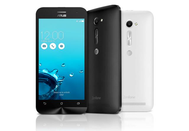 华硕推出ZenFone 2E 搭载Atom处理器