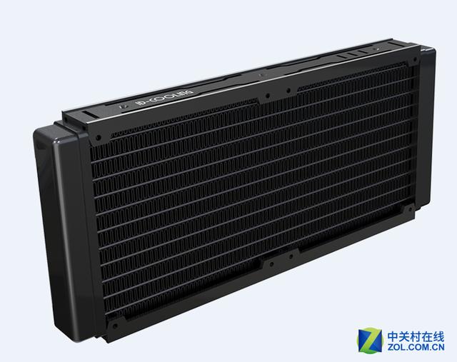 ID-COOLING 双水冷头散热器新品曝光