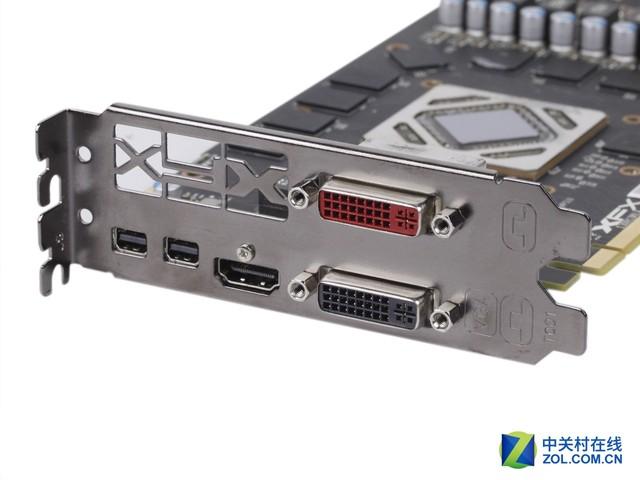 套装属性加成 讯景R9-280X配电源实测