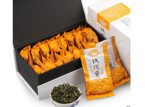 铁观音春茶 清香型铁观音茶叶