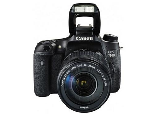 佳能(canon)eos 760d单反套机