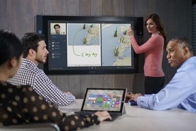 微软推迟发售Surface Hub:产能待提高