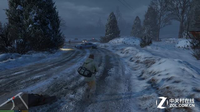 《GTA5》PC版画面来找碴 普通vs非常高