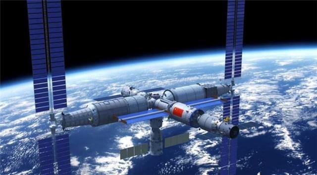深圳IT网报道:中国空间站要来了:预计2022年将建成