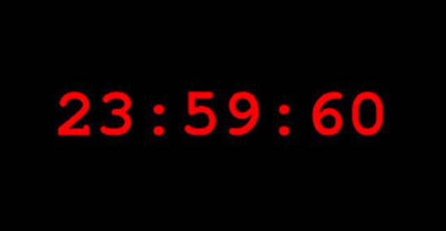 1分钟不等于60秒?反常现象让机器崩溃