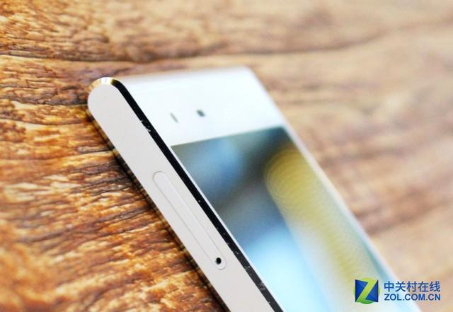 独特音腔设计 原点手机2代真机美照曝光