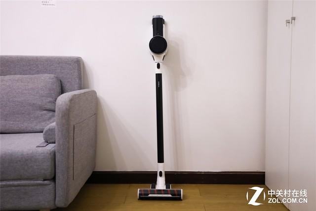 深圳IT网报道:这是一台会思考的吸尘器 添可Pure One X1吸尘器评测