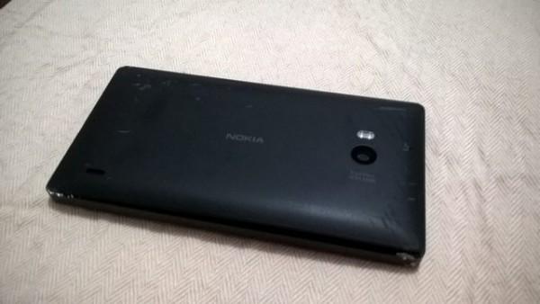 打不死的撸妹儿,Lumia930高速生还记