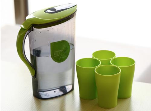 Ymer冷水壶套装大容量塑料凉水壶