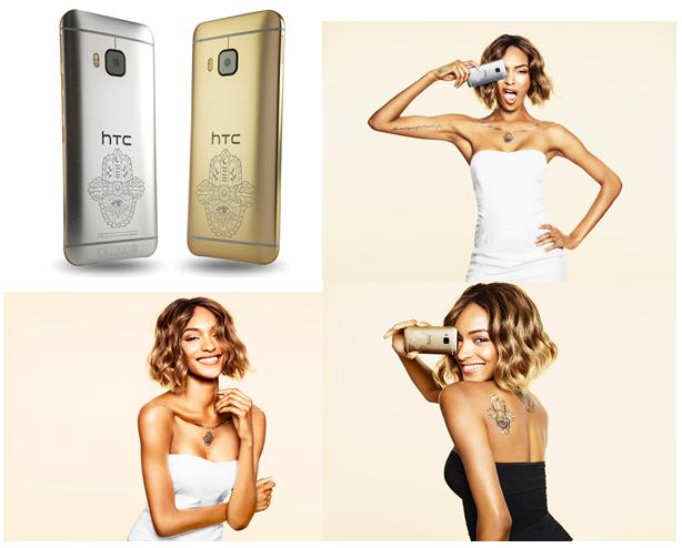 时尚时尚最时尚 HTC One M9 INK限量版亮相