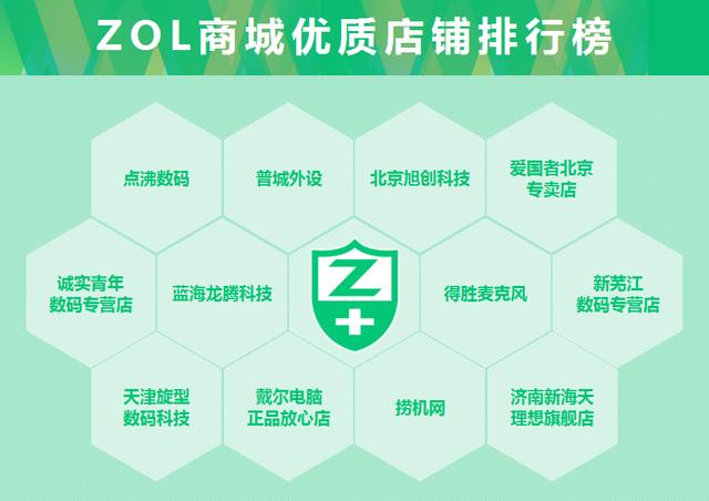 新视角、新服务、新体验-ZOL商城全面升级