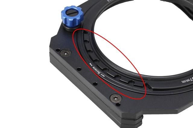 微单专用风光滤镜支架 百诺FH75全新上市