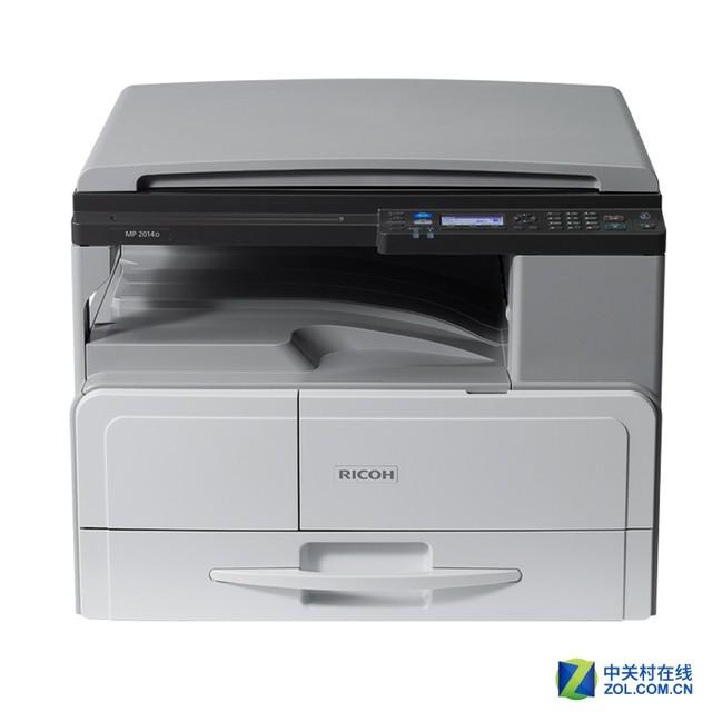 理光2014新品给力3800元促销送复印机柜