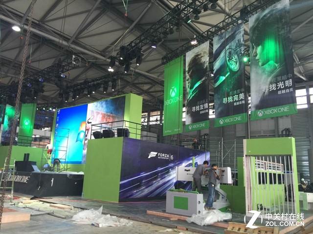 两巨头针锋相对 微软/索尼CJ展前探馆