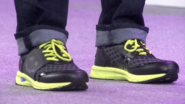 联想Lenovo智能鞋 高不高兴别看脸 看鞋