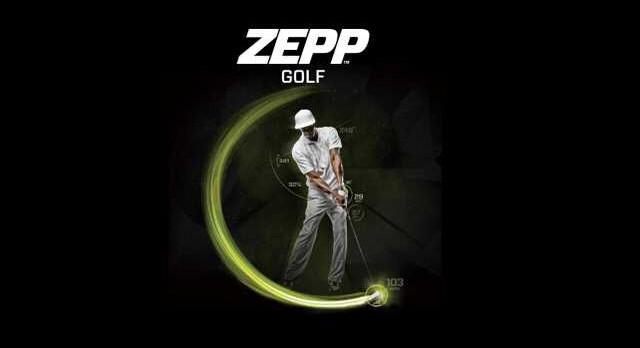 高尔夫球杆,并在每次挥杆后将资料无线传输至你的智能手机或平板装置