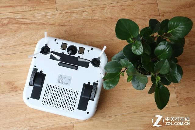 家务遇到音乐小狗V-M612扫地机器人评测