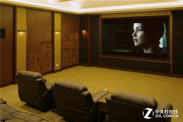 打造百万梦想 珠海惠威2.8AHT豪华影院
