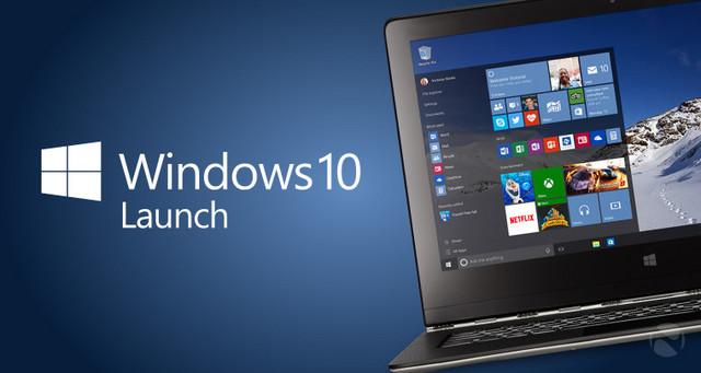 7月29日即将来袭 Windows 10小幅更新