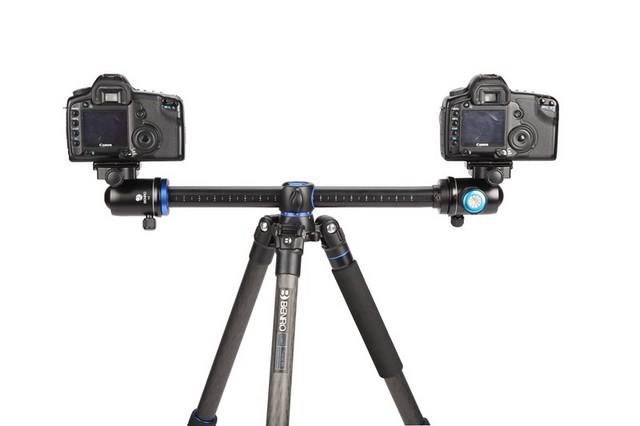 中轴横置 微距拍摄 百诺GC268TV2仅2580元
