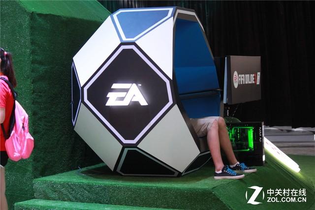 EA SPORTS电竞大神将亲临CJ与玩家交流