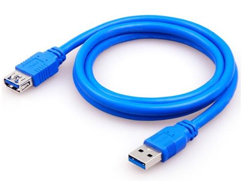 金胜(Kingshare)超高速USB3.0延长线 1米