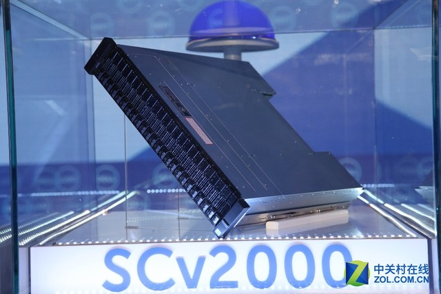 入门级SCv2000!戴尔扩大存储产品组合