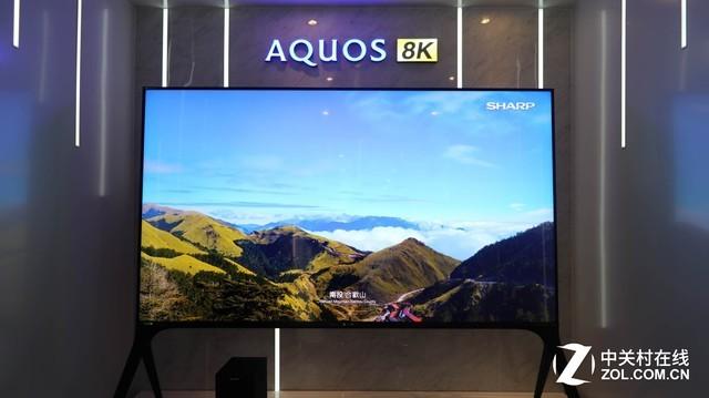 深圳IT网报道:8K加速超车!从AWE看中国视像行业新拐点