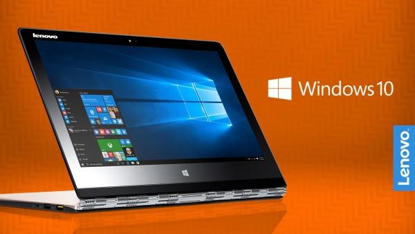 联想将发布Win10新品 配新版随机软件