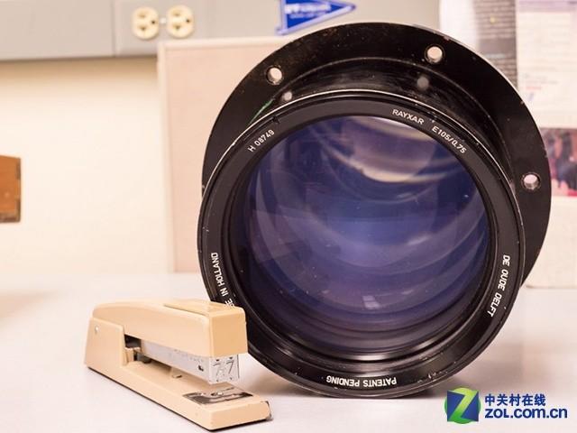 105mm f/0.75工业镜头现身_尼康 d610(单机