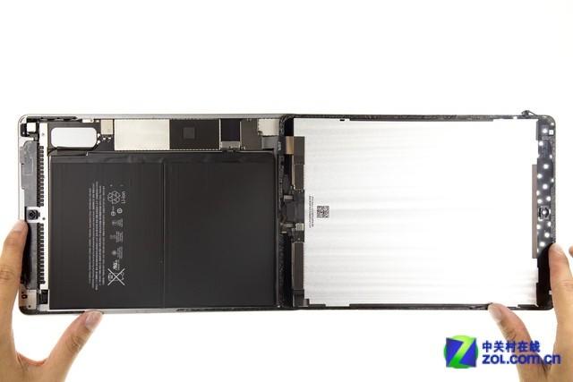 可维修率极低 iPad Air 2国行拆解全程