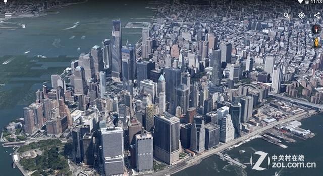 全新Google Earth 8.0:十年来最大升级