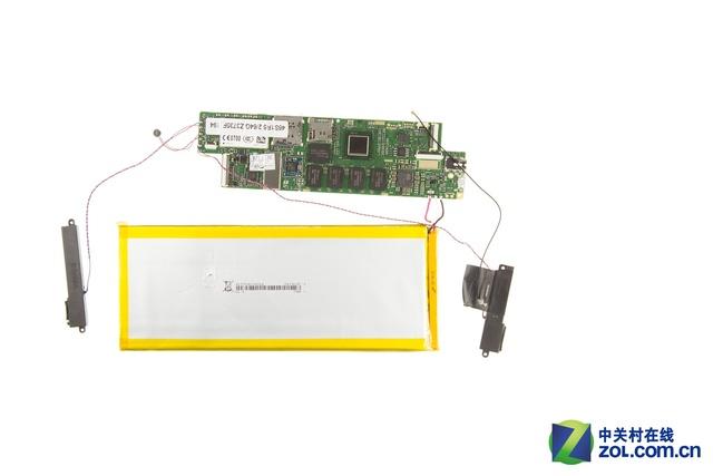 拆机堂:3G Win8平板驰为V89内部解析