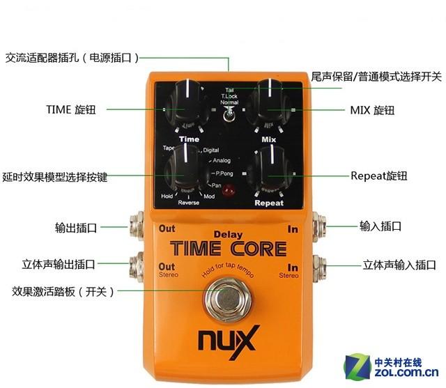 音色制造者 电吉他单块效果器那些事