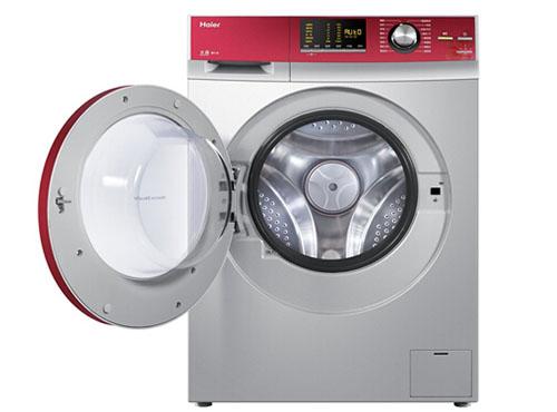黑色星期五 haier 海尔 xqg60-hb10288 水晶烘干 滚筒洗衣机