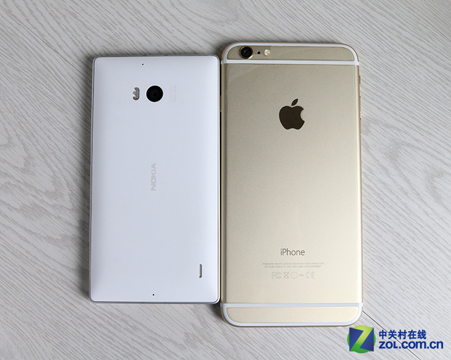 诺基亚Lumia930/苹果iPhone6 Plus比拍照