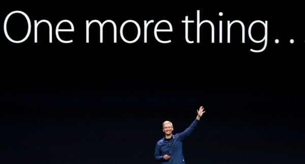 苹果发布会