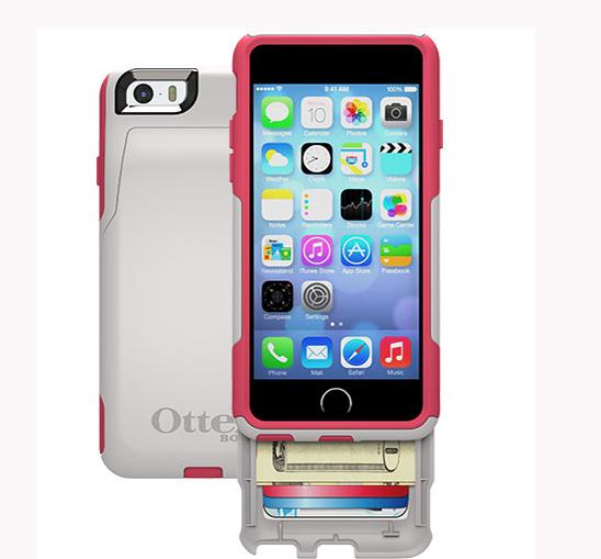 新奇配件:可装三张卡的iPhone6手机壳