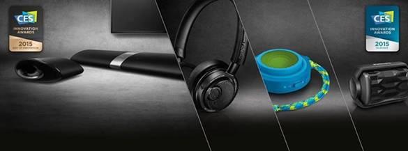 2015CES消费电子展沃科声推出众多创新产品