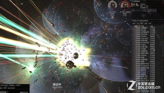 玩家自制《EVE online》短片展现大宇宙