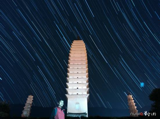 nubia两周年星空之约 大理洱海浪漫之旅