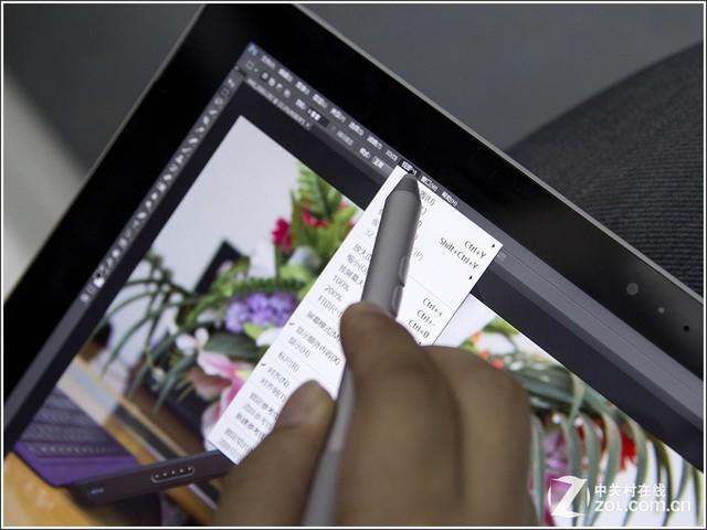 Surface Pro 3无所不能 玩转摄影后期