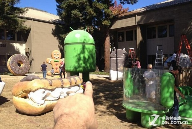 谷歌员工自曝Android L正式命名:出人意料